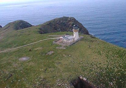 Faro de la Isla de Flannan