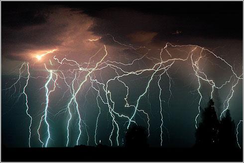 Rayos, Tormentas, Huracanes y Tornados