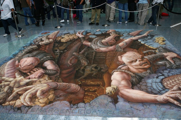 Gears of War (Kurt Wenner)