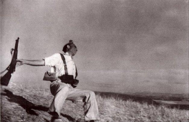 El Miliciano (Robert Kappa)