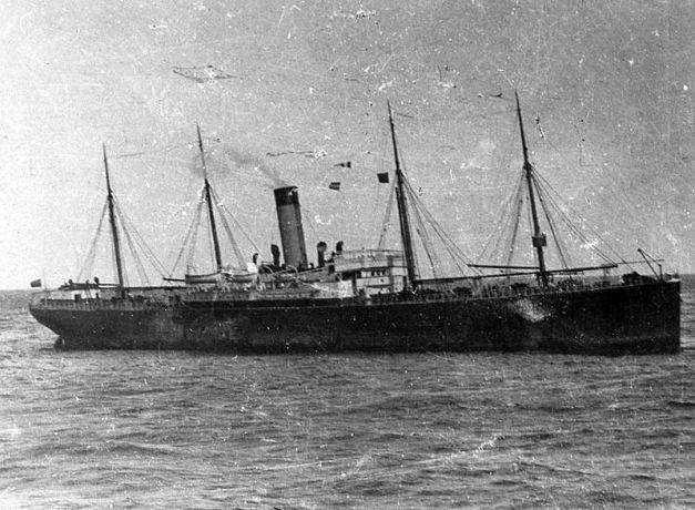 SS Californian, el barco que supuestamente no acudió a la llamada de auxilio