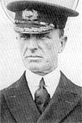 Stanley Lord el capitán del SS Californian